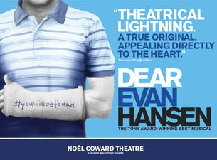 Dear Evan Hansen (Touring)