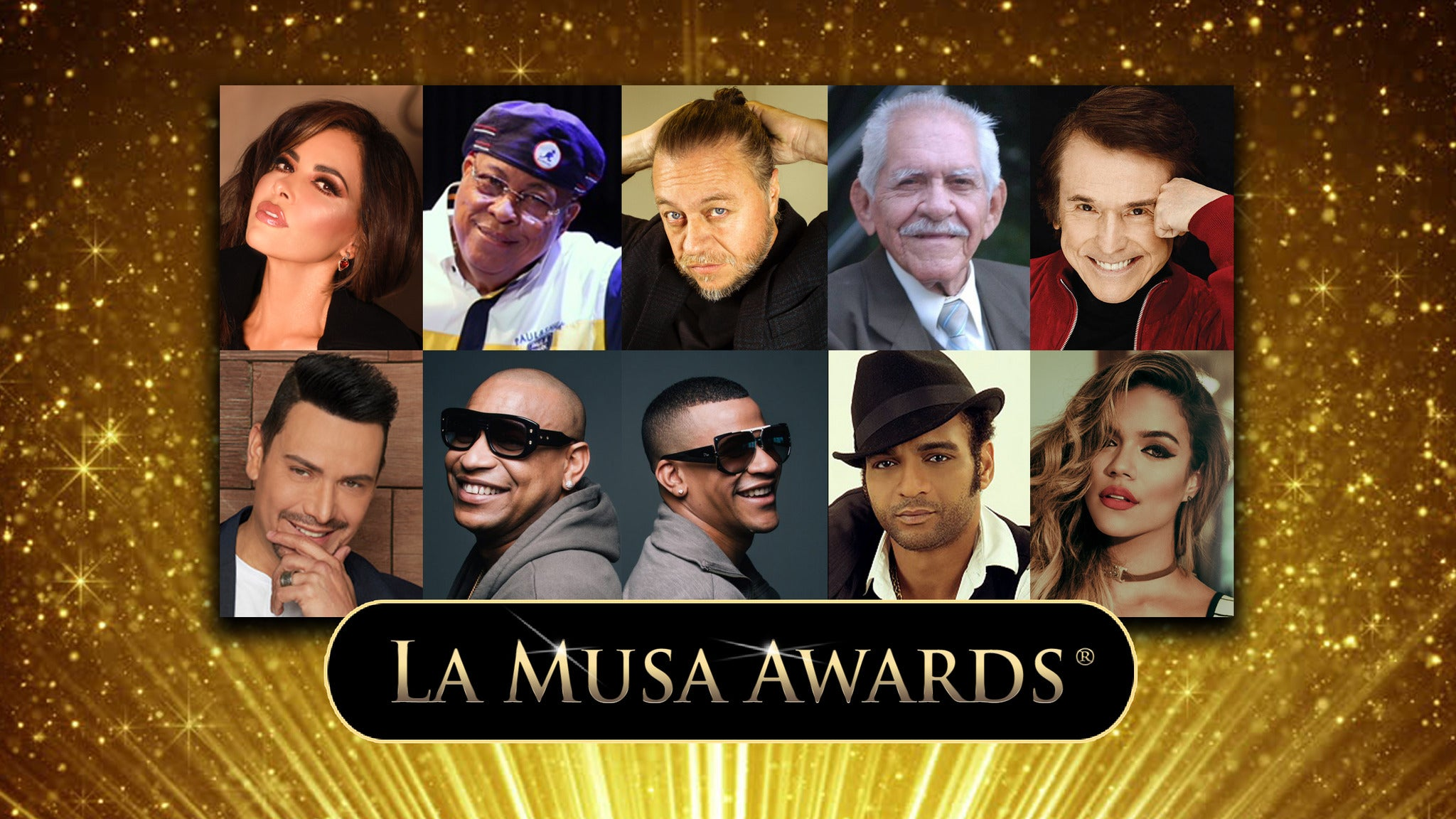 Latin Songwriters Hall Of Fame LA MUSA AWARDS®