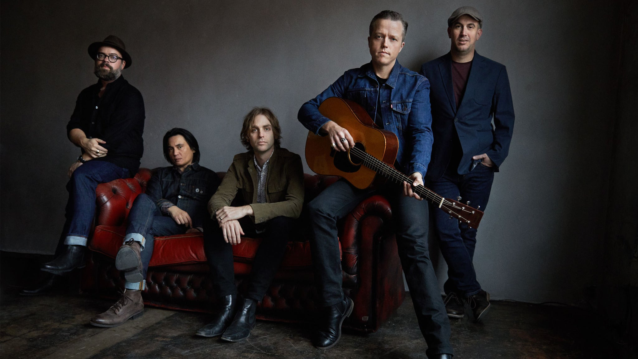 Jason Isbell & the 400 Unit at St Augustine Amphitheatre