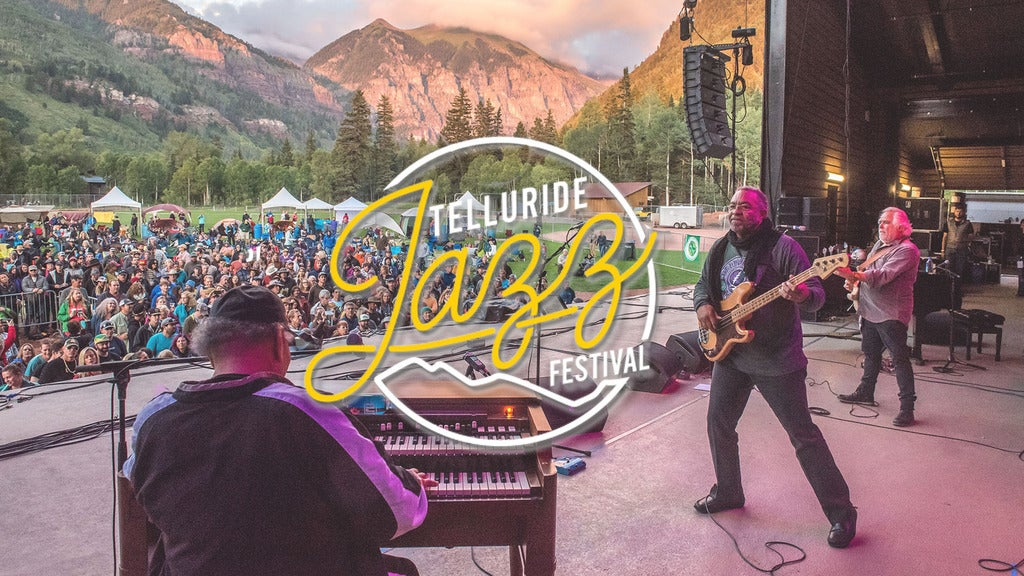 Hotels near Telluride Jazz Festival Events