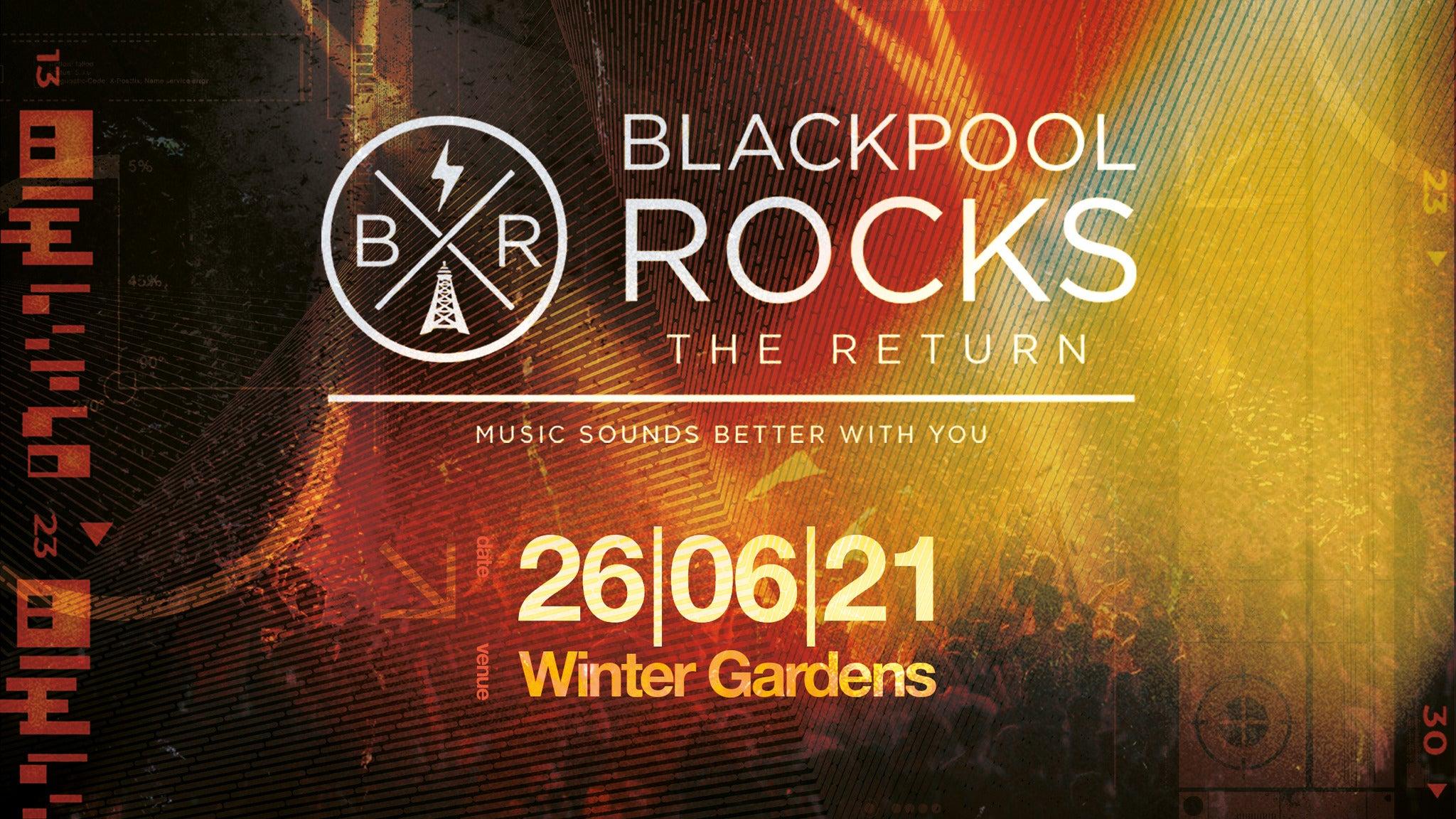 Blackpool Rocks: the Return