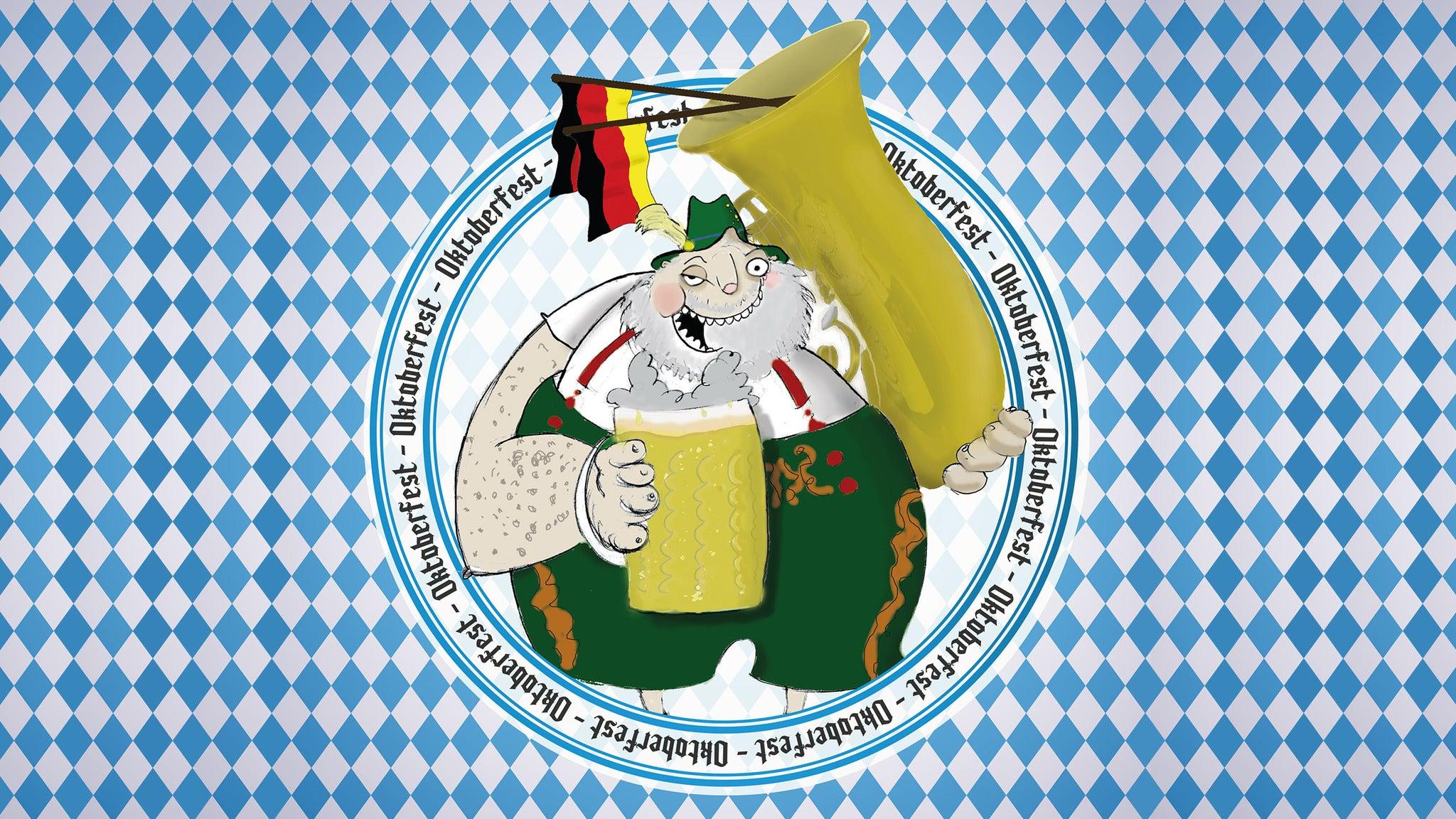 Oktoberfest - Bordreservasjon Lørdag