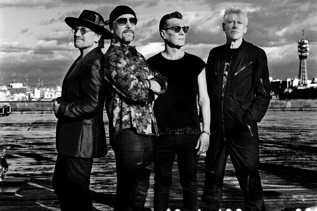 U2: EXPERIENCE + INNOCENCE TOUR Seating Plan 3Arena