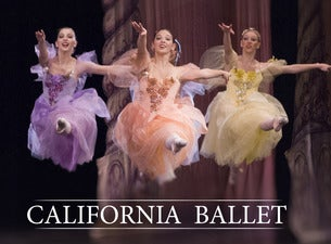 California Ballet Company Presents: The Nutcracker (Toddler Friendly)
