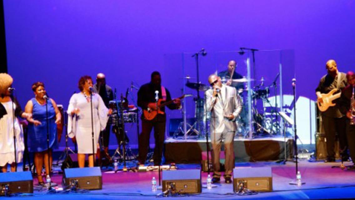 Motown & Soul Legends with Drifters Steve V King