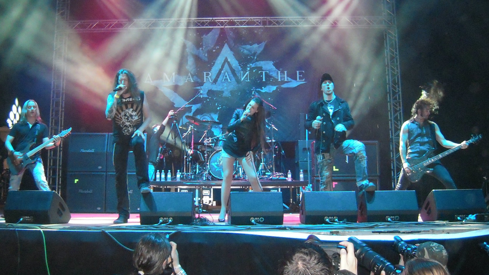 AMARANTHE at House of Independents