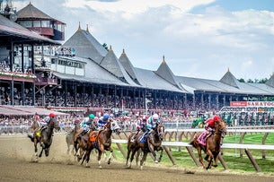 Reserved Seating - Featuring the Runhappy Travers