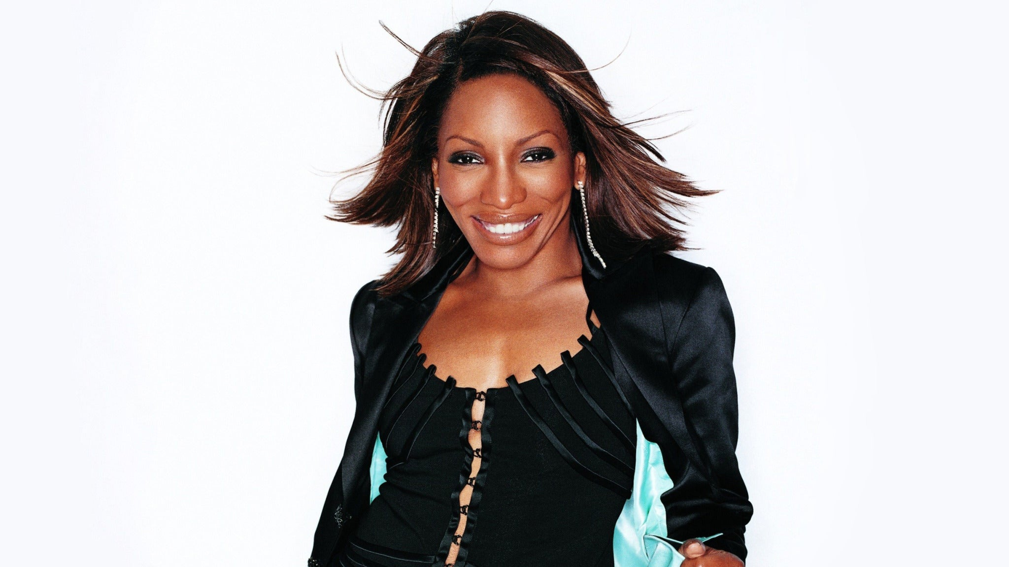 Stephanie Mills at Andiamo Celebrity Showroom - Warren, MI 48092