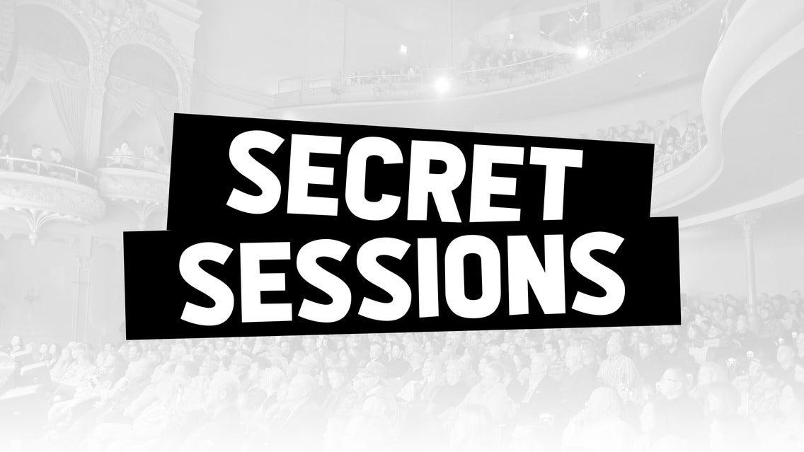 Secret Sessions - SHOW #4