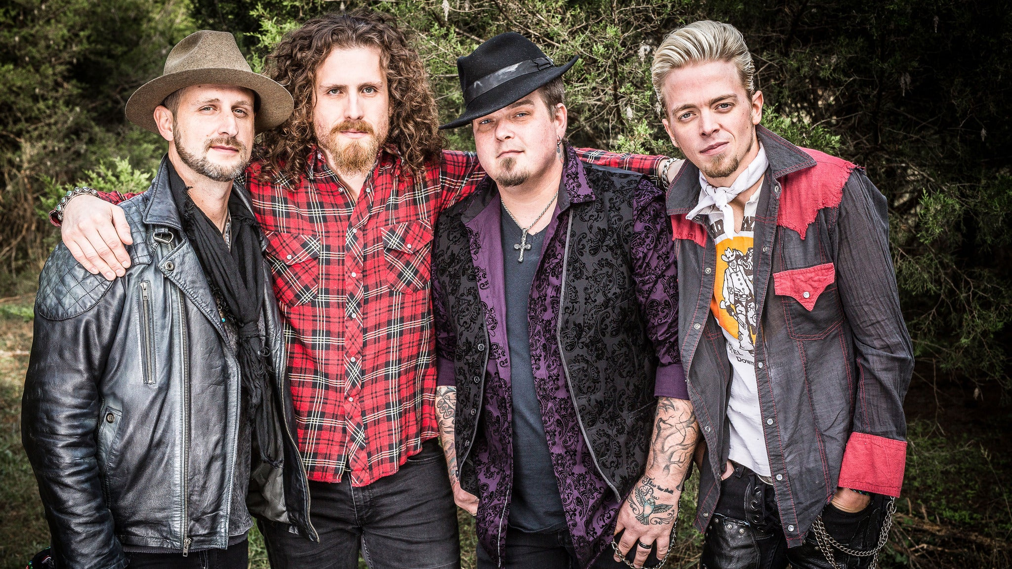 Black Stone Cherry at The Eclectic Room