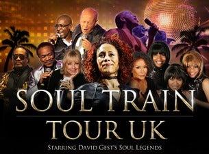 Soul Train Tour UK - David Gest's Soul Legends