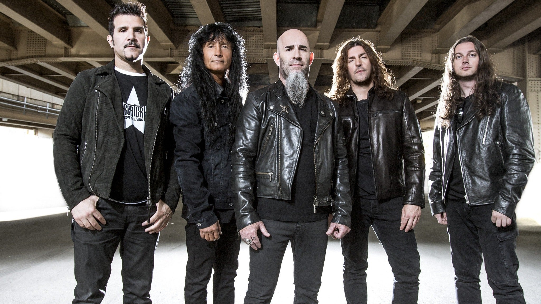Anthrax w/ Killswitch Engage at The Forge - IL