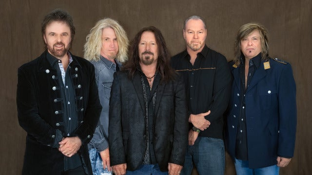 38 Special with special guest The Guess Who