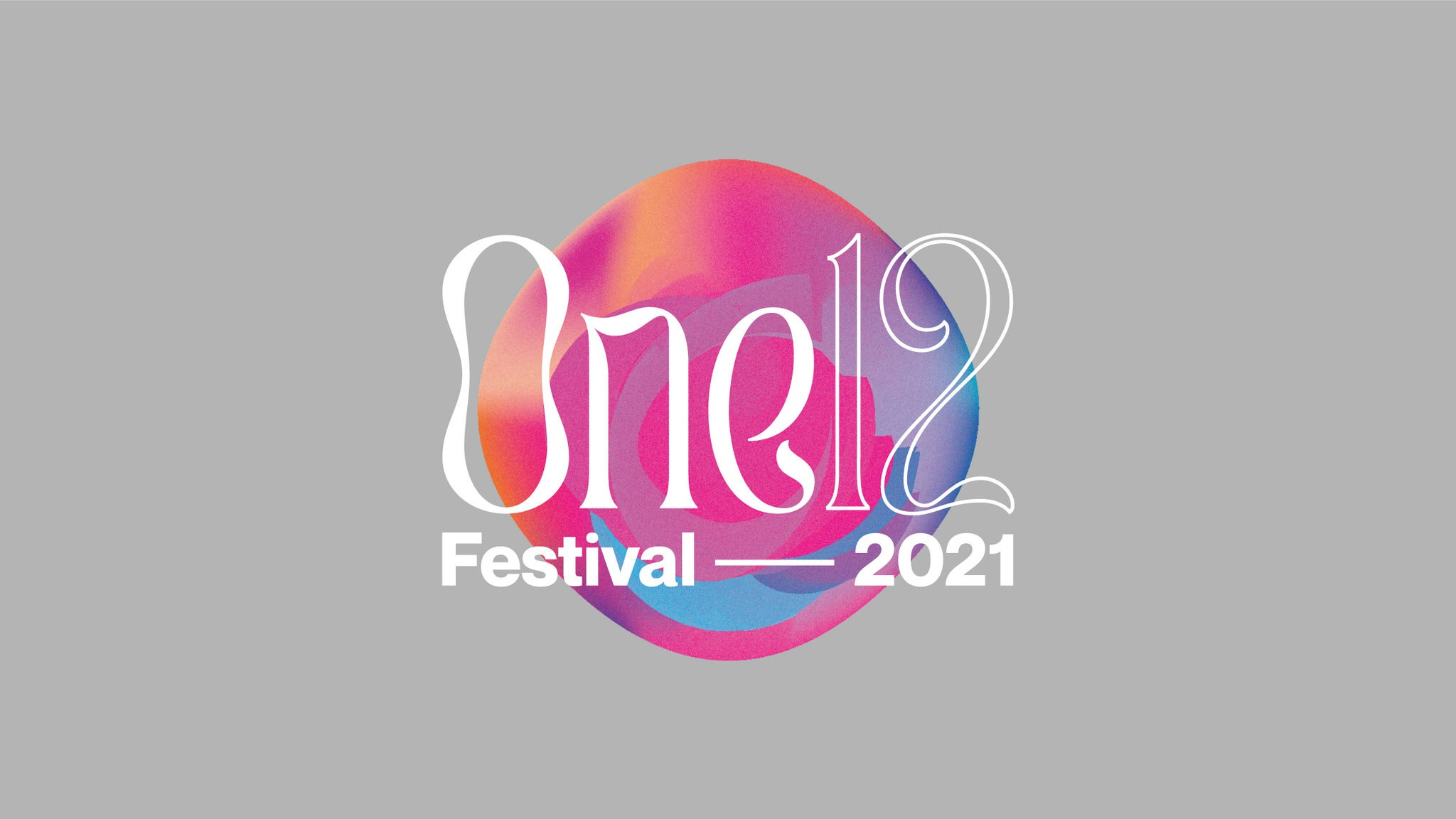 Image used with permission from Ticketmaster | One12 Festival 2021 #5 tickets