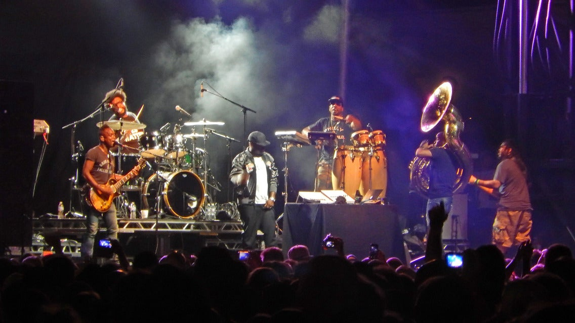 The Roots at Fox Theater - Oakland