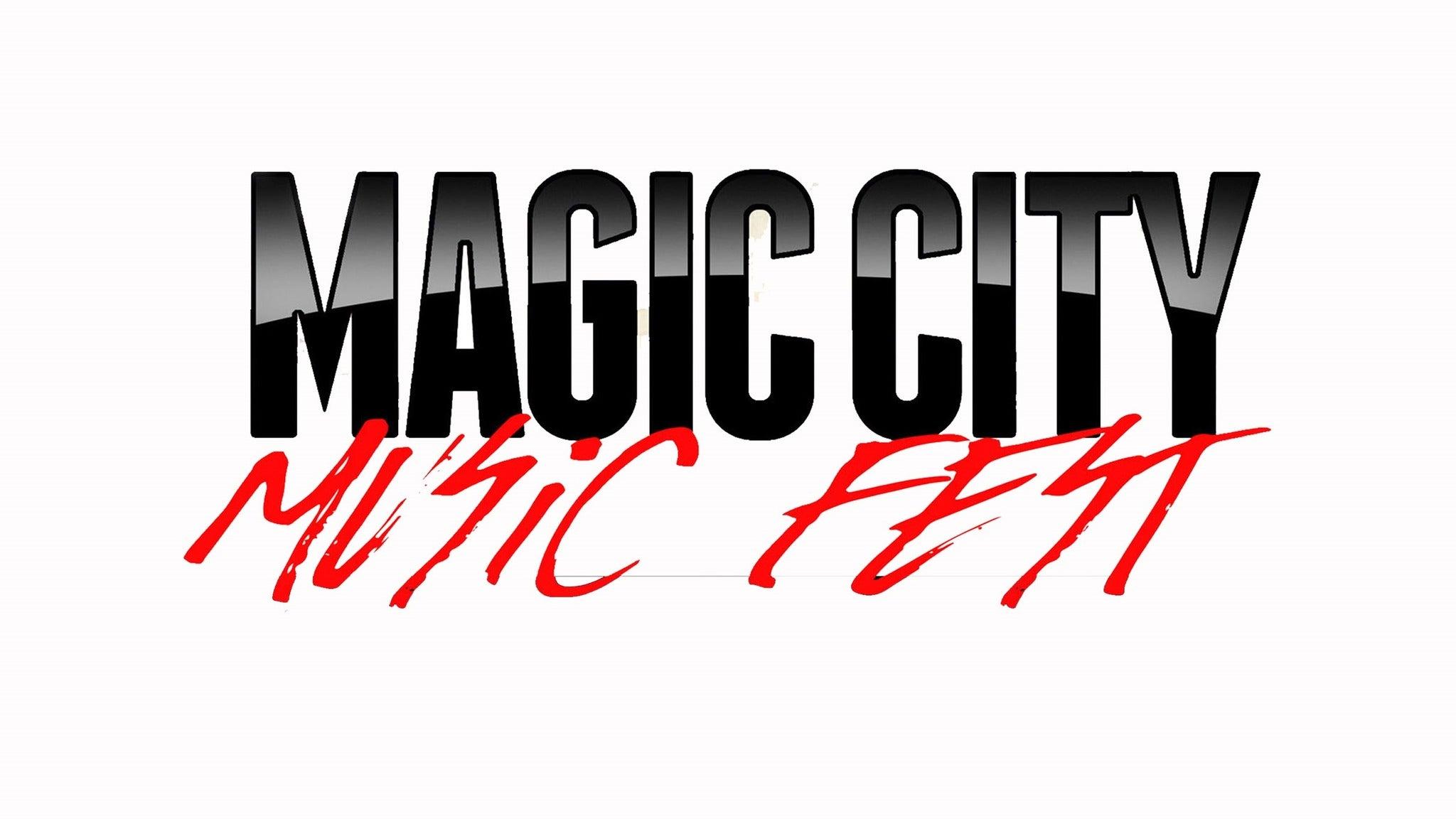 AEG & Tom Joyner Present: Magic City Music Fest
