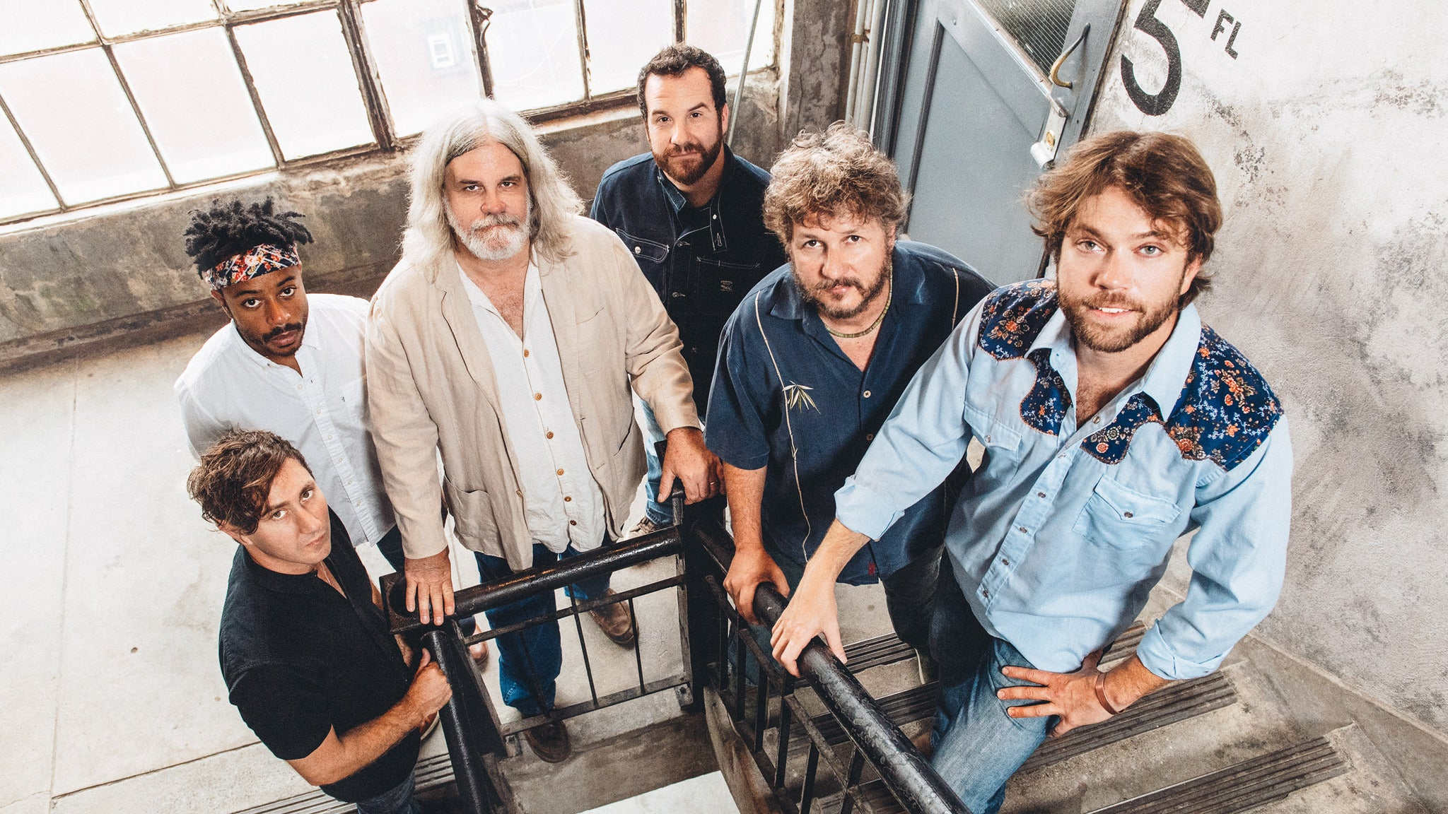 Leftover Salmon at Infinity Hall - Norfolk