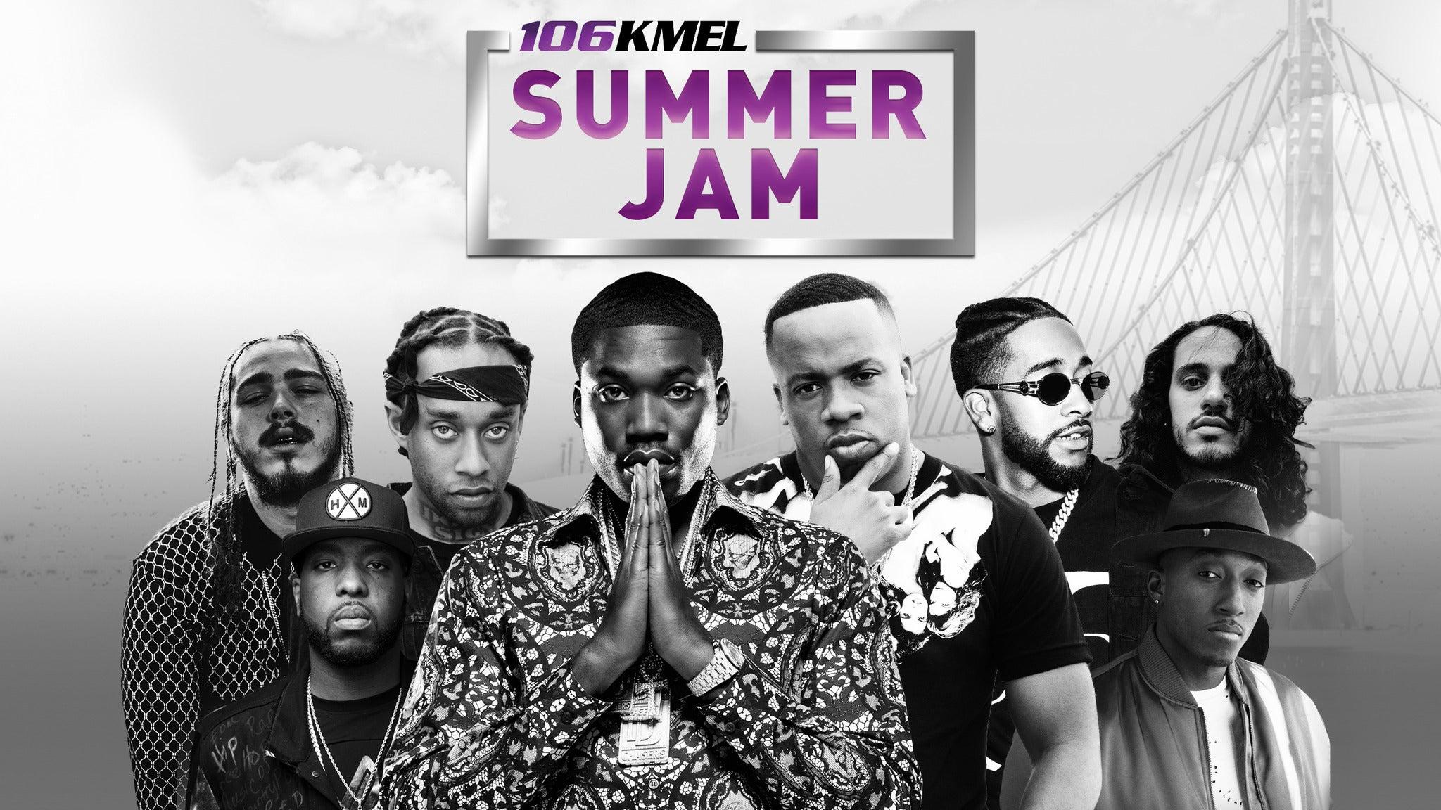 KMEL Presents Summer Jam 2017