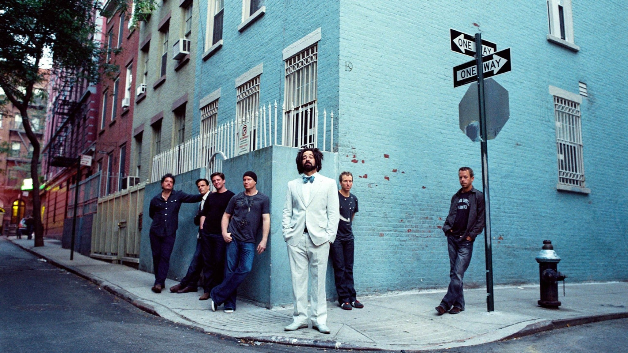 Counting Crows: Butter Miracle Tour 2021 at Walmart AMP