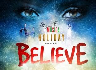 Cirque Musica Holiday presents BELIEVE