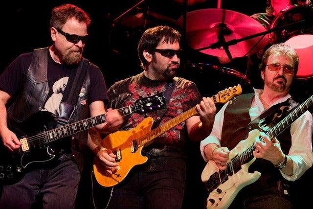 Blue Oyster Cult & Jefferson Starship