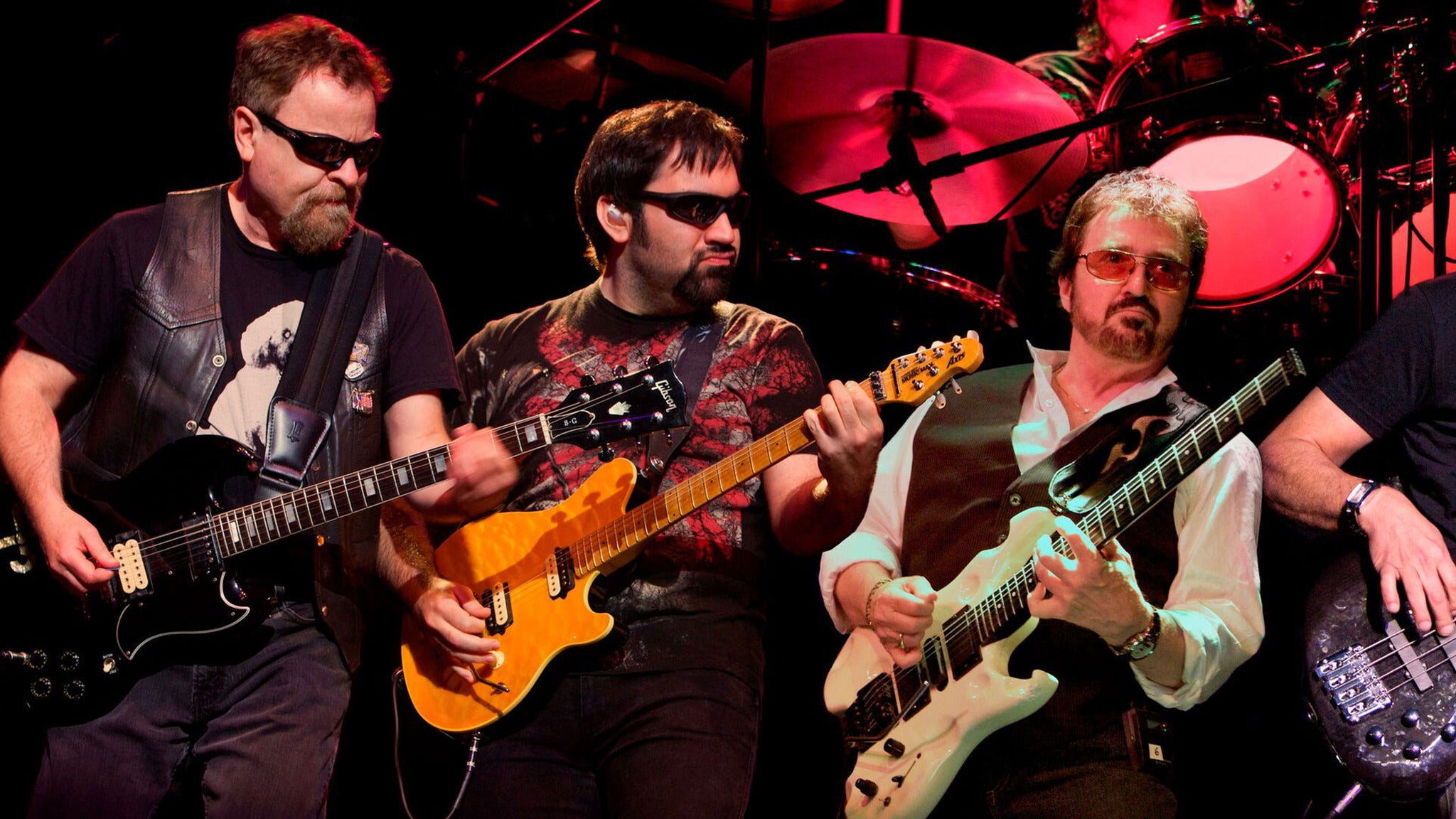 Blue Oyster Cult at Newton Theatre