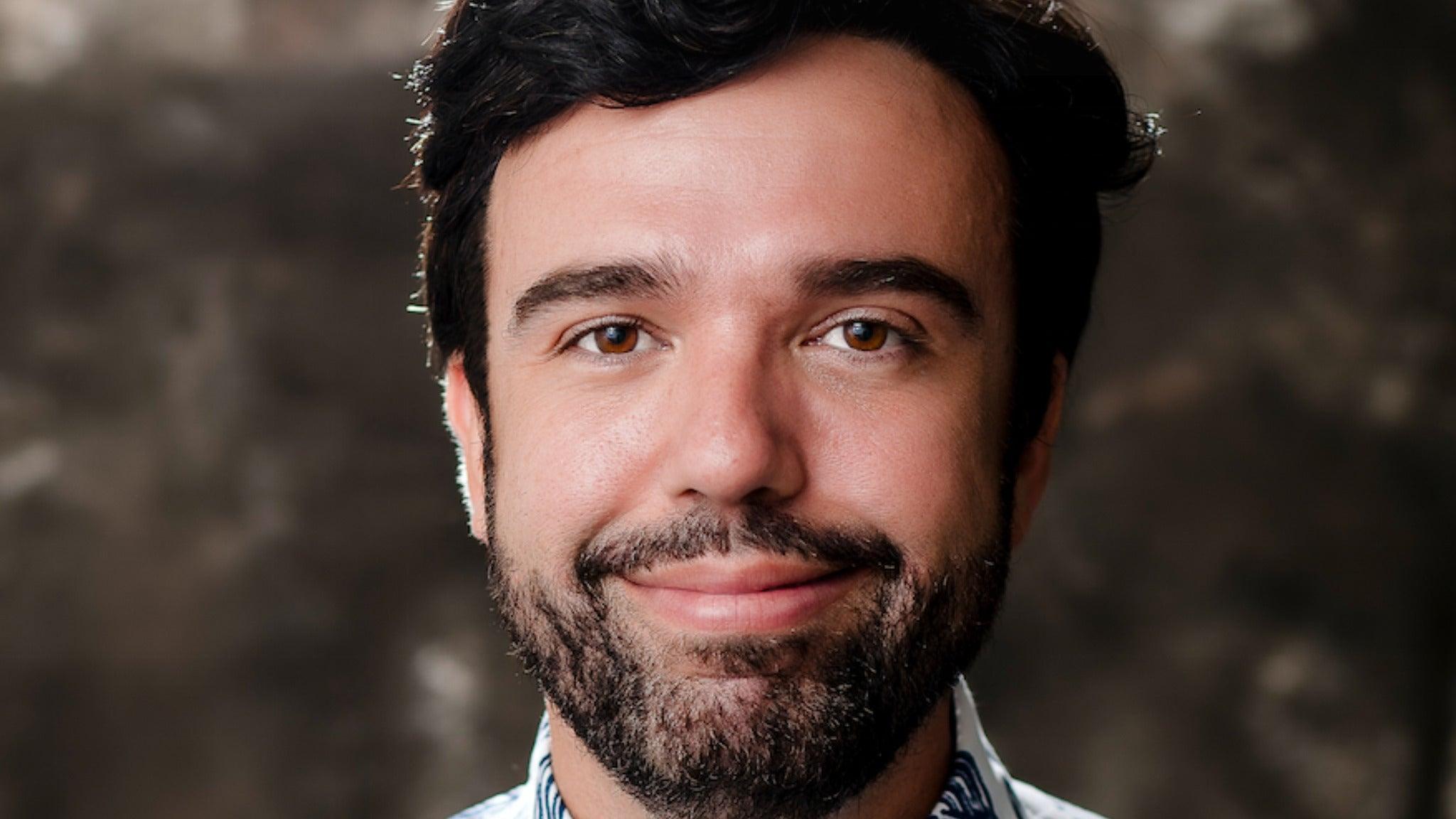 Chris Garcia at Punch Line Comedy Club - Sacramento