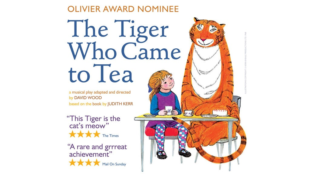 Hotels near The Tiger Who Came to Tea Events