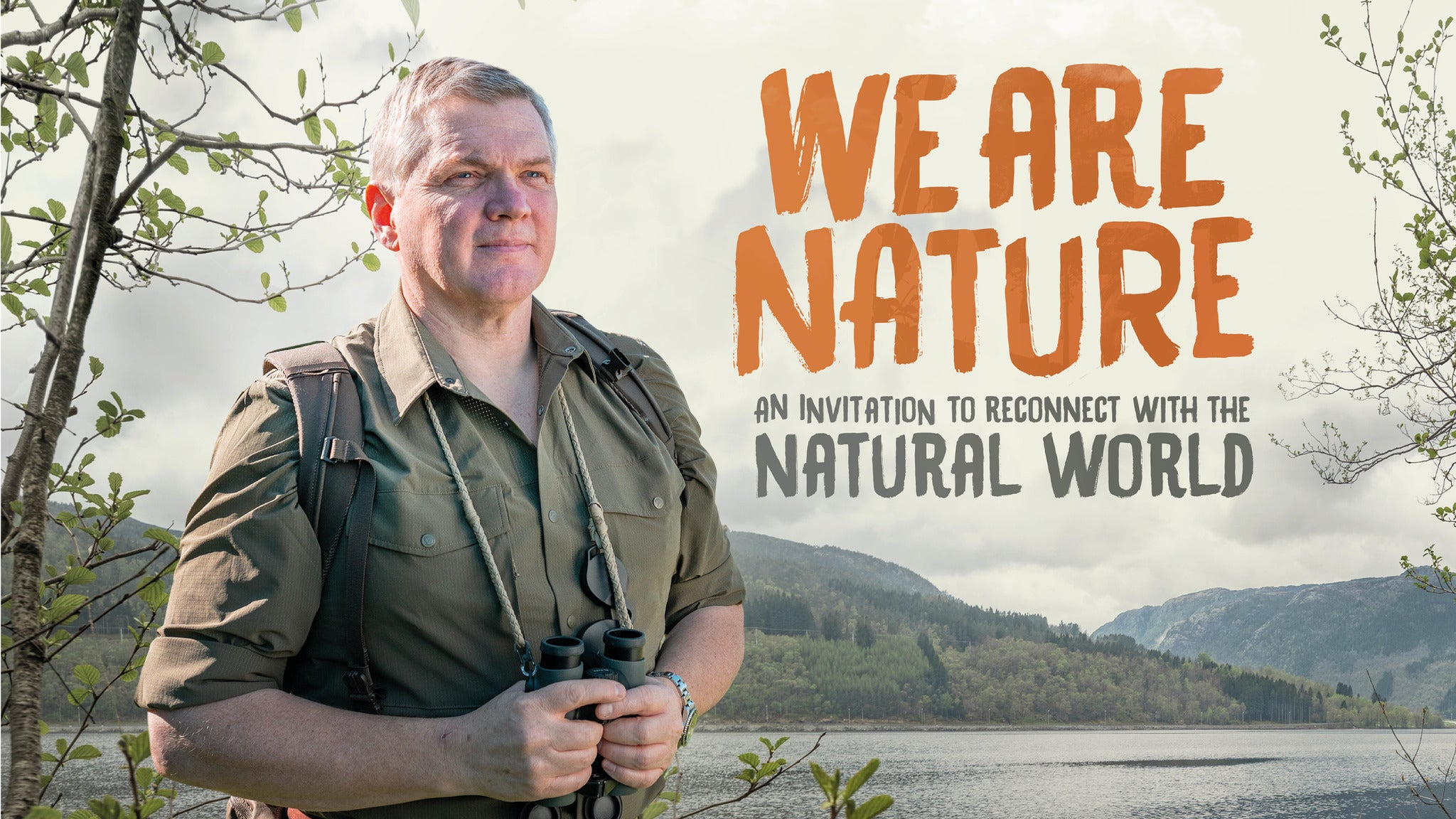We Are Nature with Ray Mears tickets (Copyright © Ticketmaster)