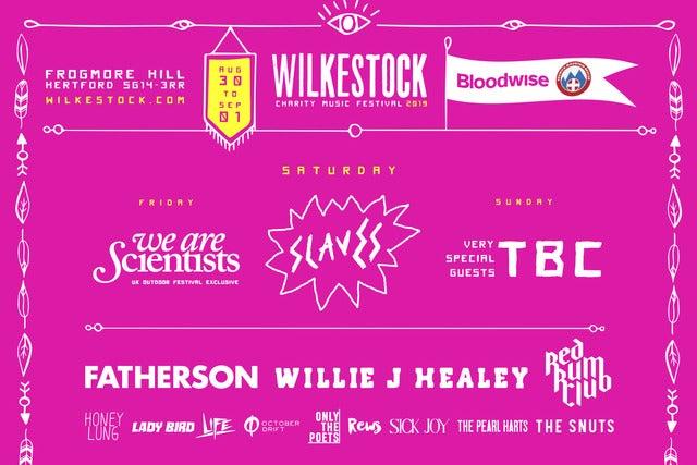 Wilkestock Charity Music Festival