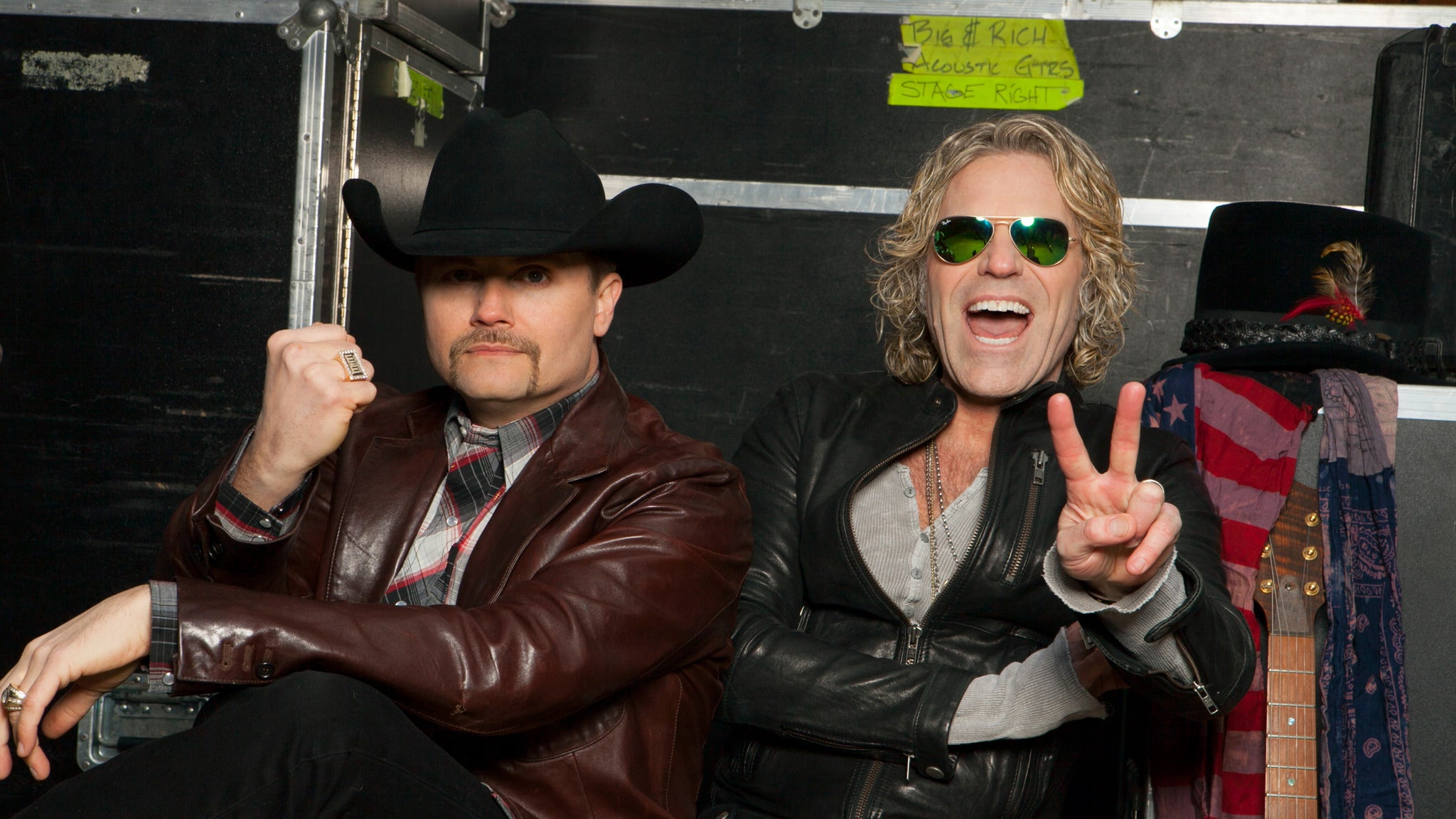 Big and Rich at Kansas Star Event Center Arena