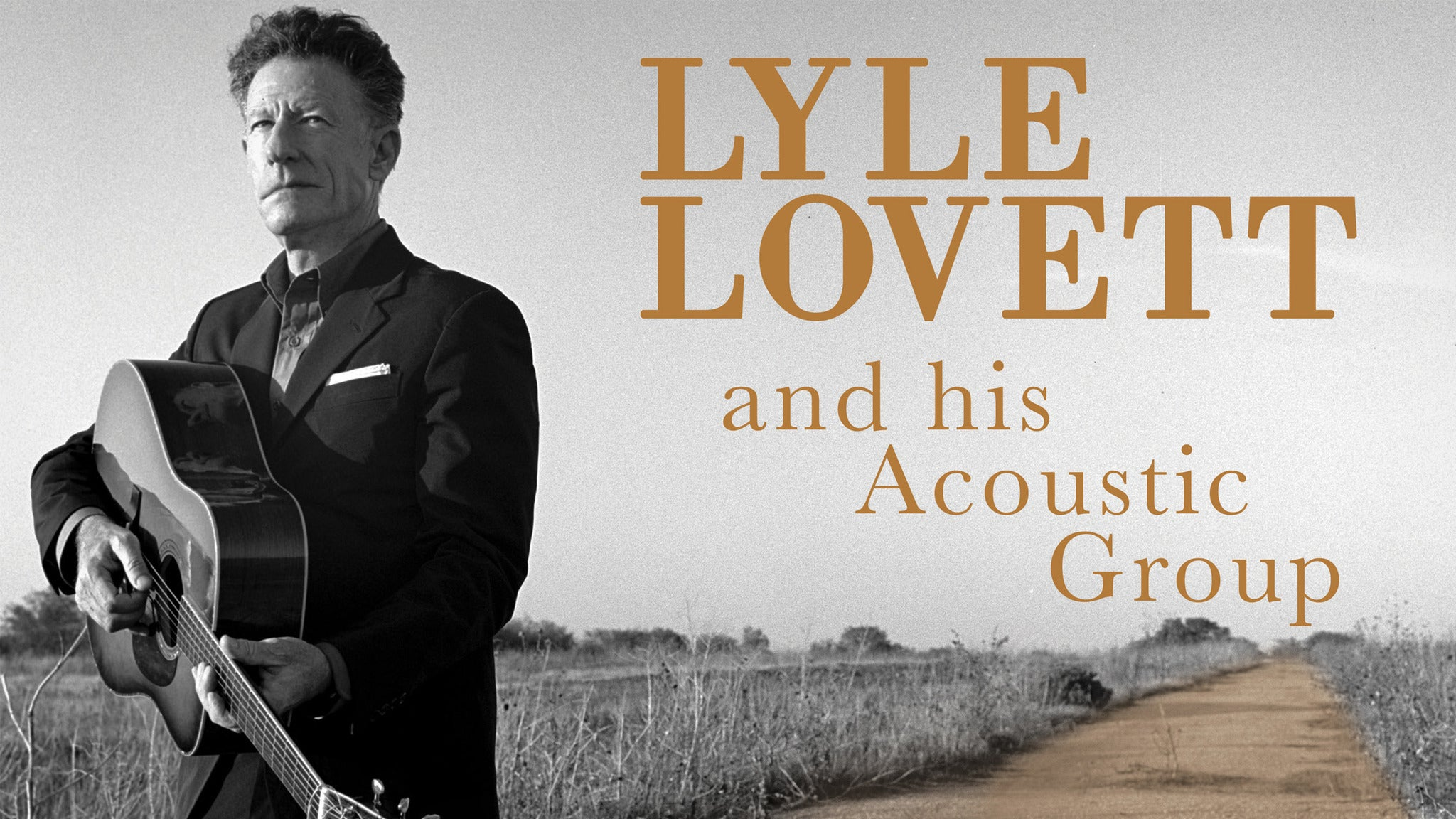 Lyle Lovett and his Acoustic Group at Uptown Theatre Napa