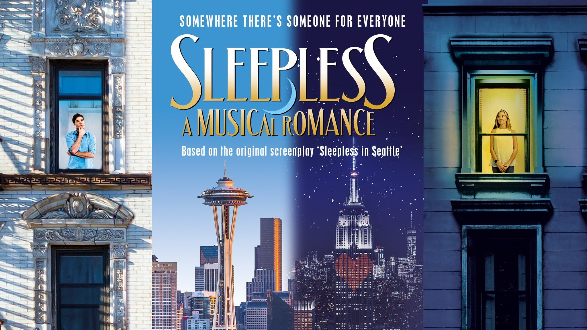 Sleepless: A Musical Romance Event Title Pic