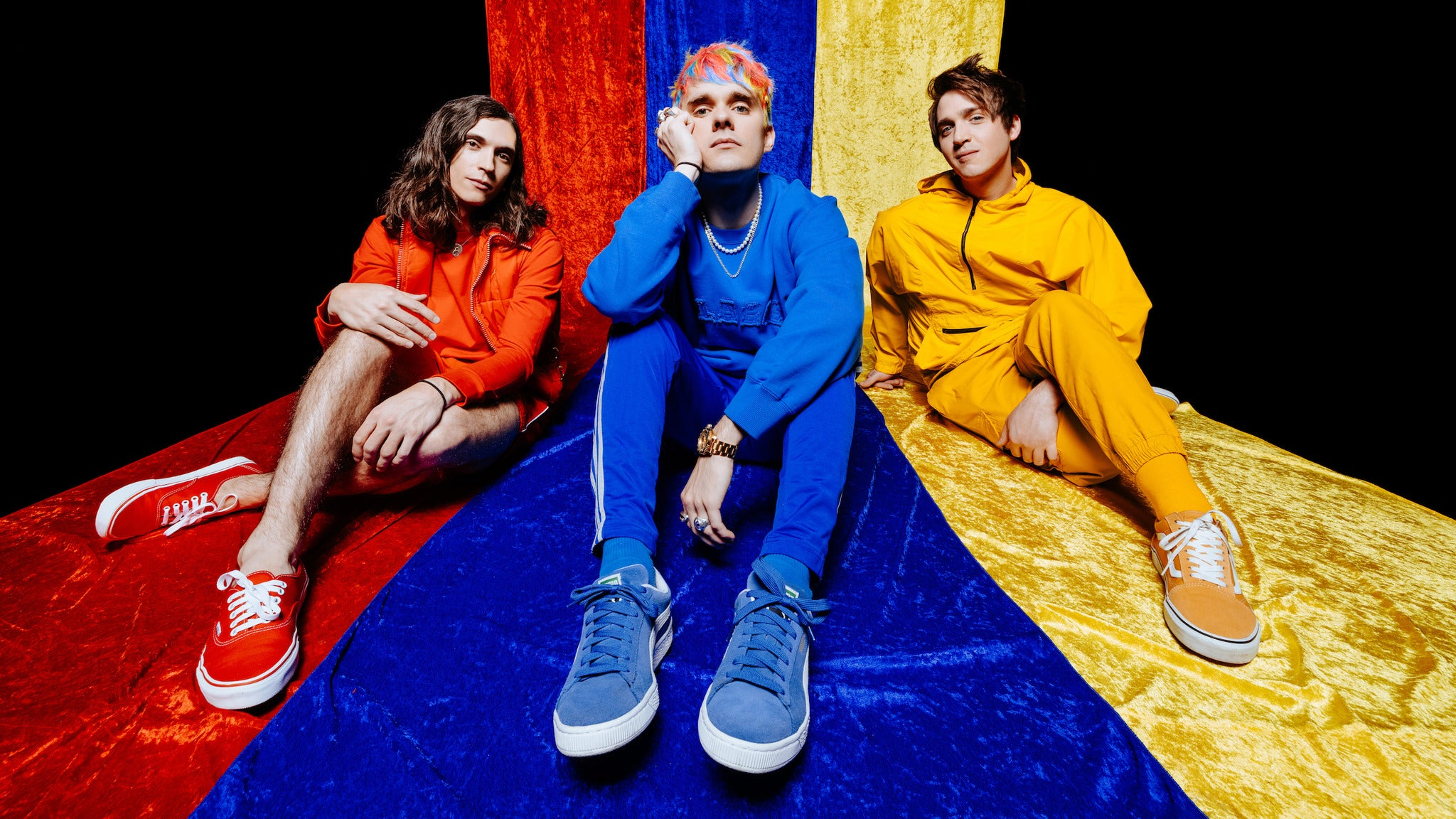 A NIGHT OUT ON EARTH TOUR feat Waterparks at Revolution Live