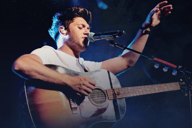 Niall Horan - Soundcheck Experience Upgrade Packages