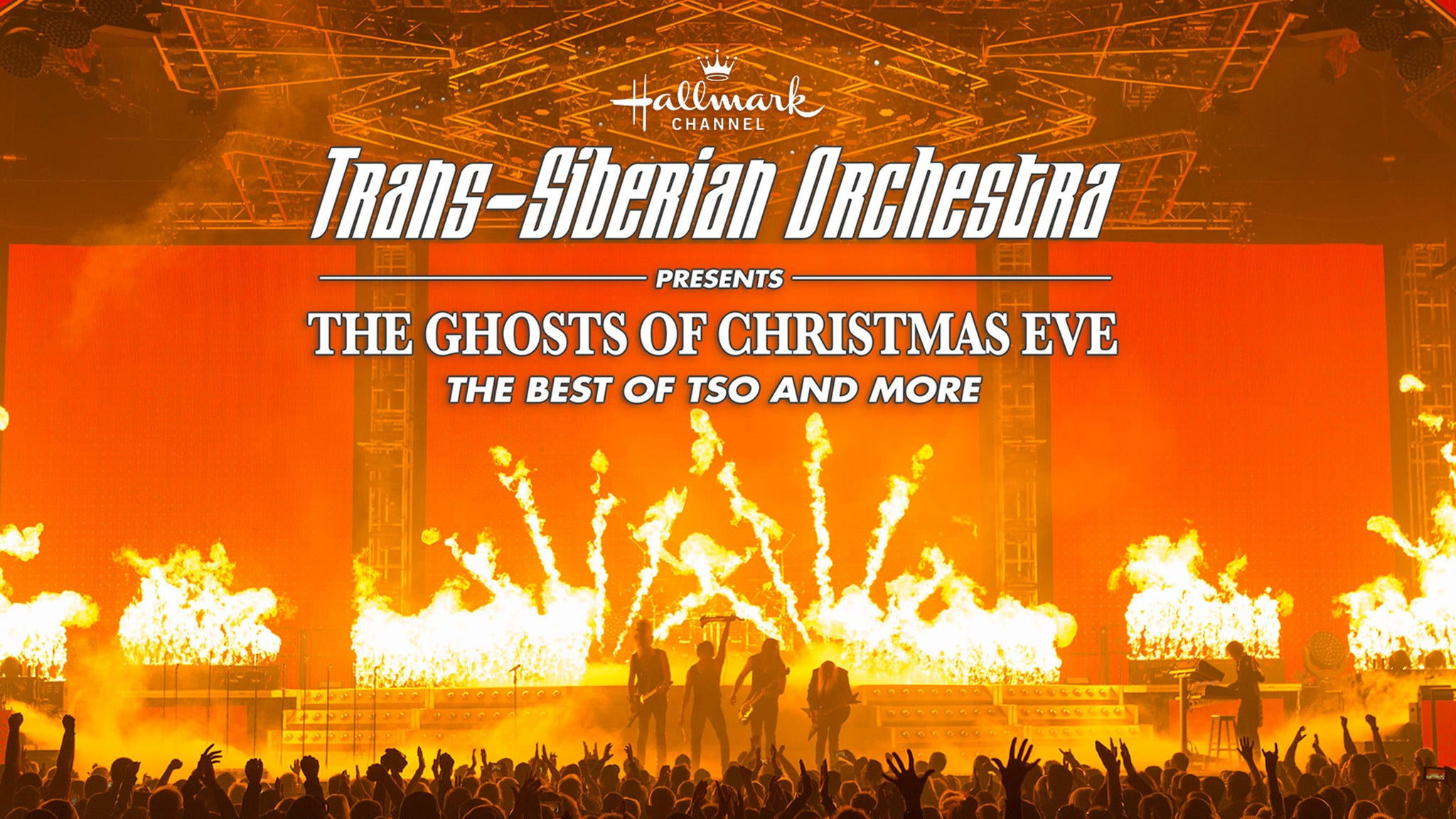 Hallmark Channel Presents Trans-Siberian Orchestra 2017 - Bridgeport, CT 06604