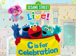 Sesame Street Live! C Is For Celebration
