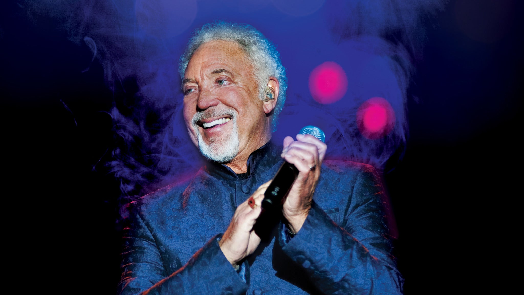 Tom Jones at The Masonic
