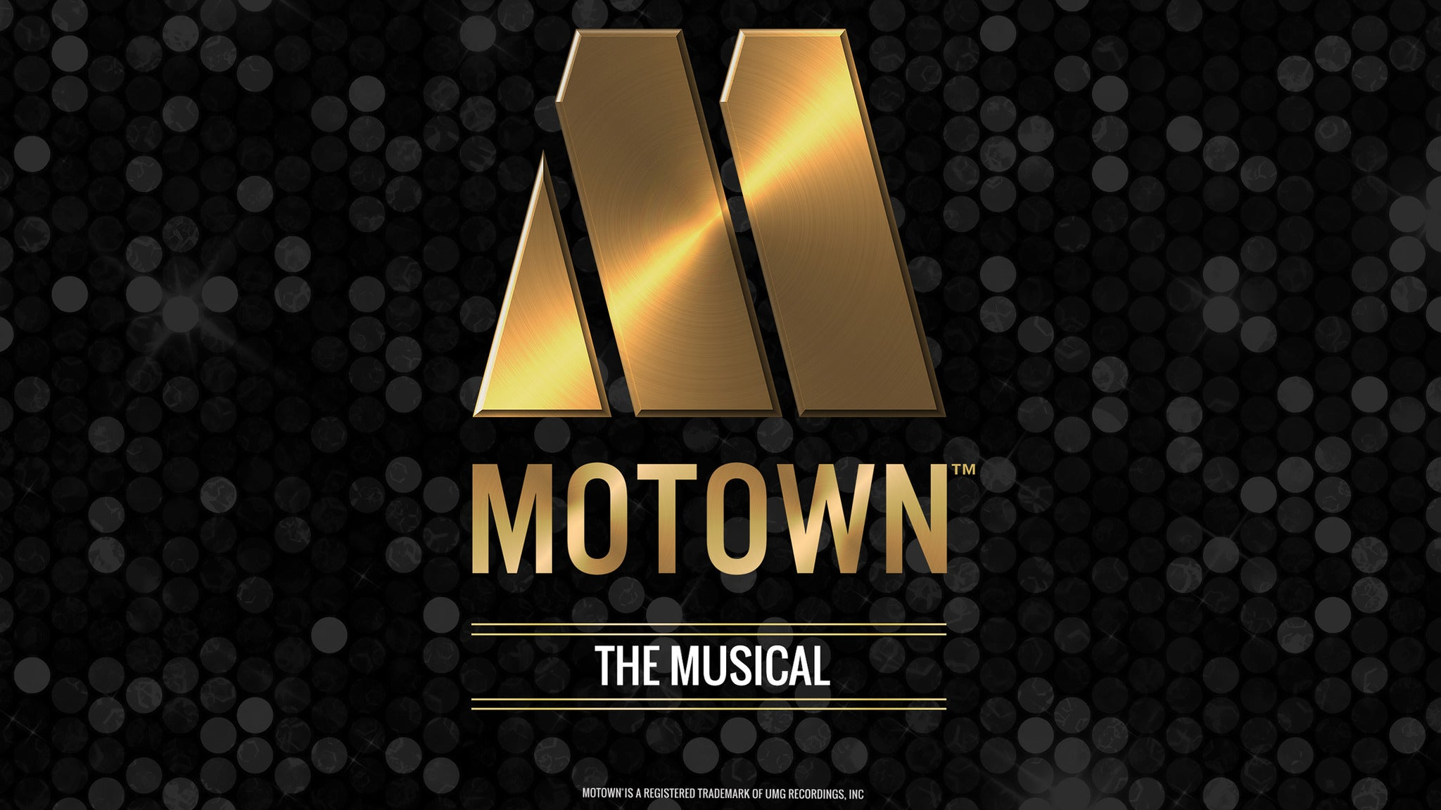 Motown the Musical (Chicago) at Cadillac Palace