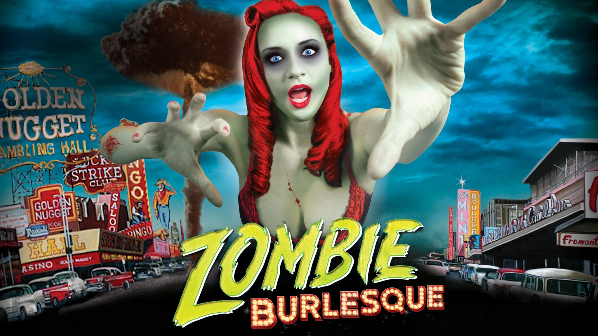 SORRY, THIS EVENT IS NO LONGER ACTIVE<br>Zombie Burlesque at 10 Mile Music Hall - Frisco, CO 80443