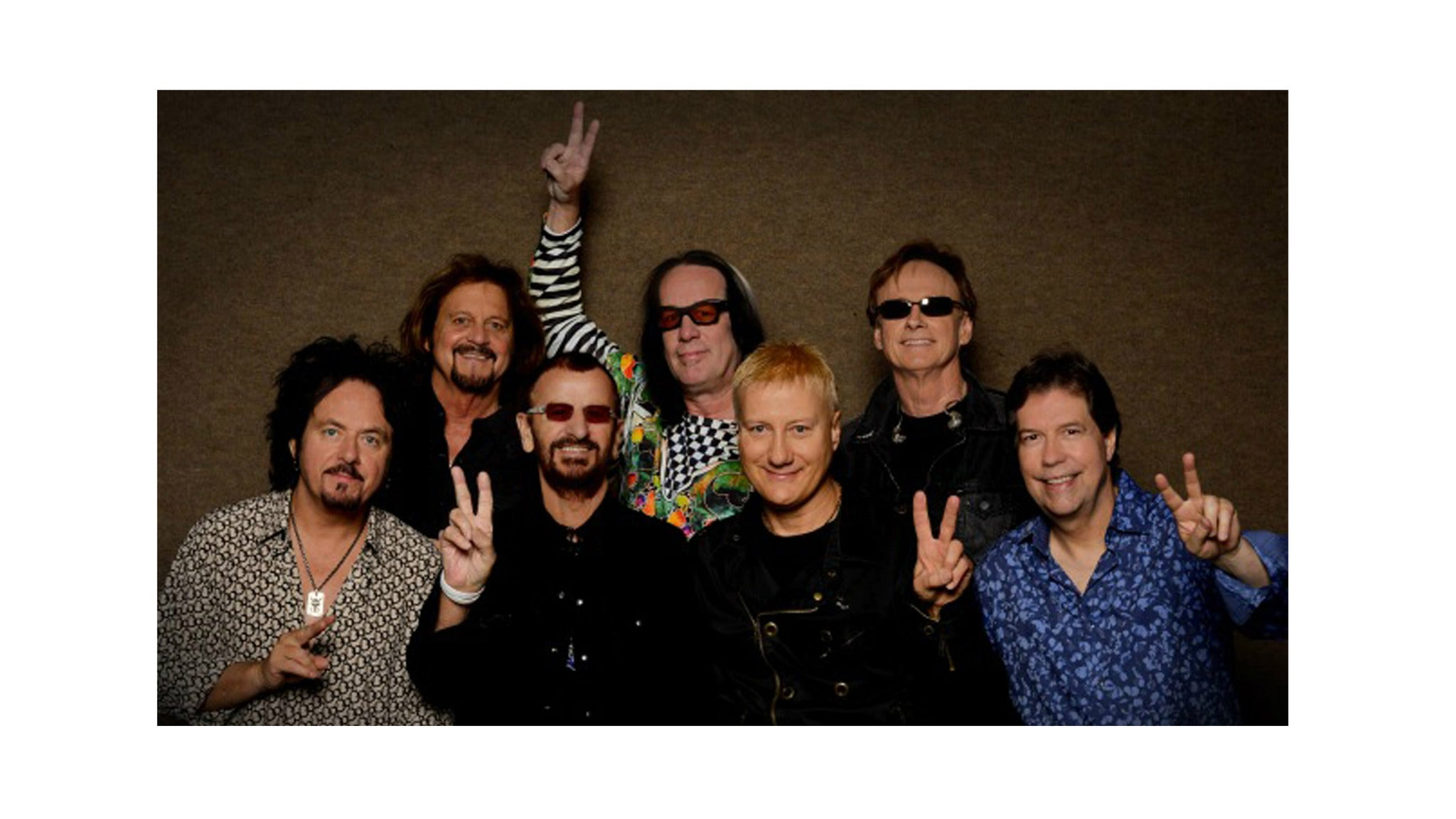 Ringo Starr and His All Starr Band at Stephens Auditorium