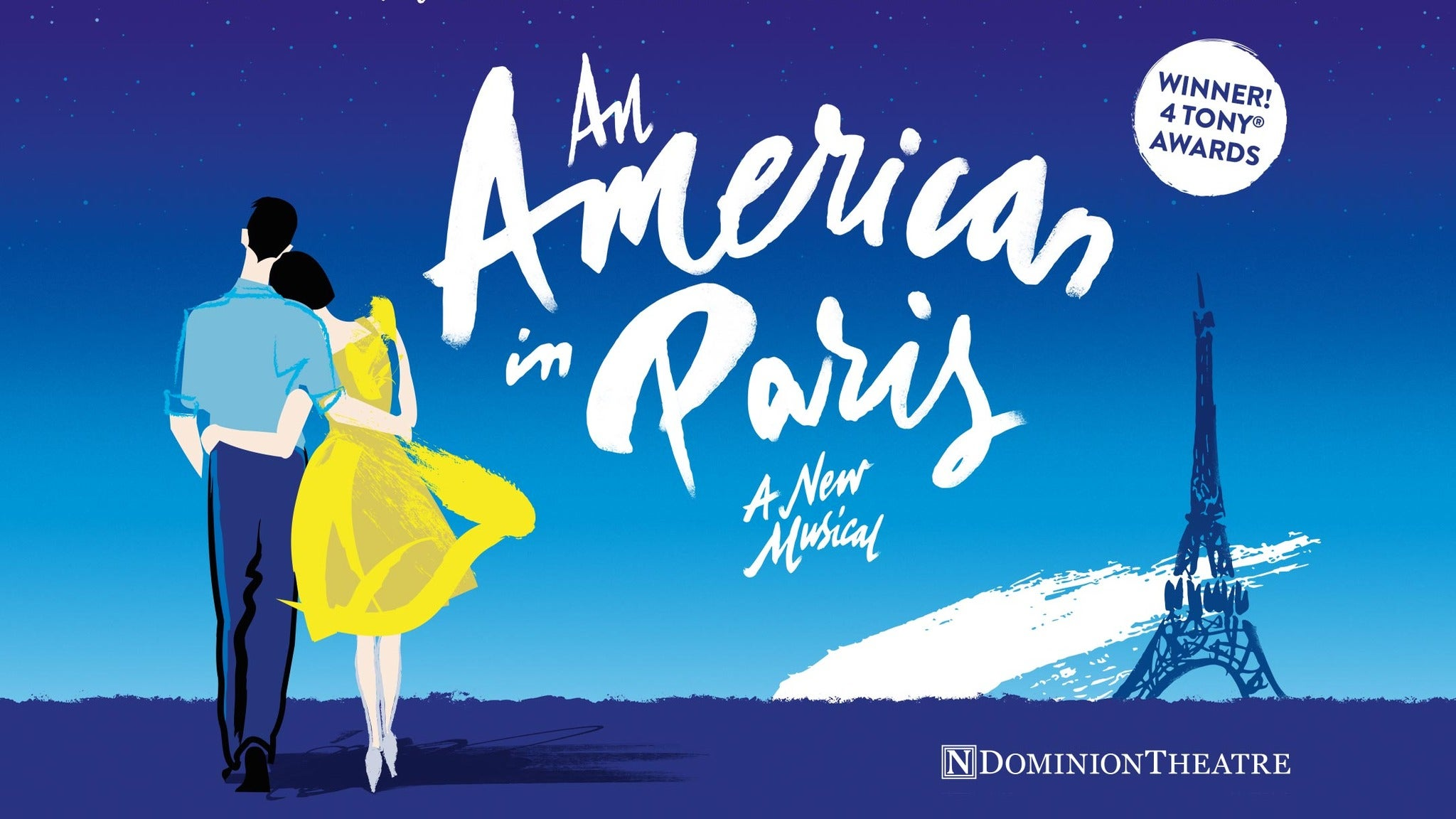 An American In Paris at Herberger Theater Center