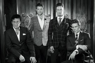 Il Divo - Timeless Vip Package Seating Plans