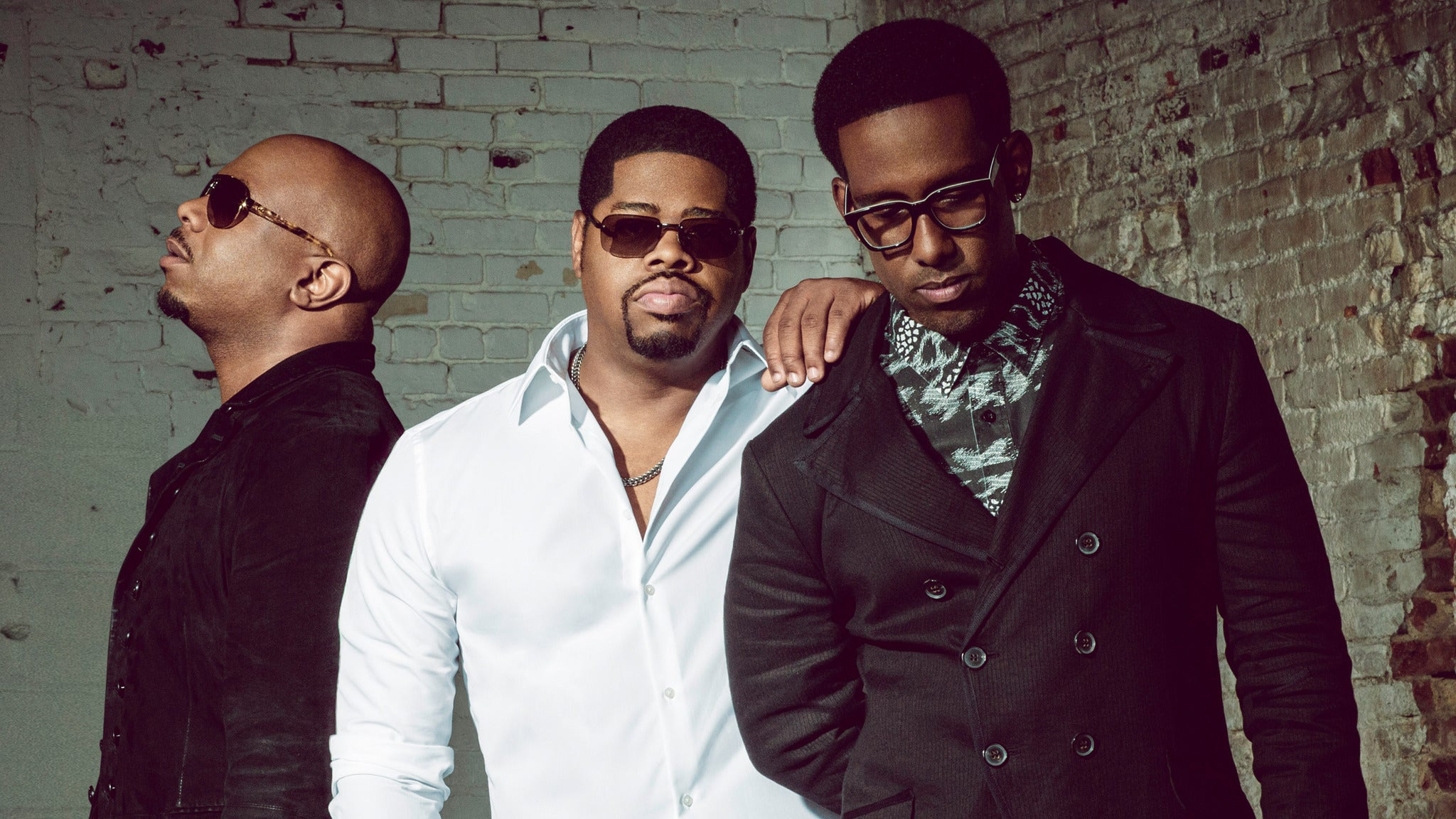 Boyz II Men at Paramount Theatre-Oakland