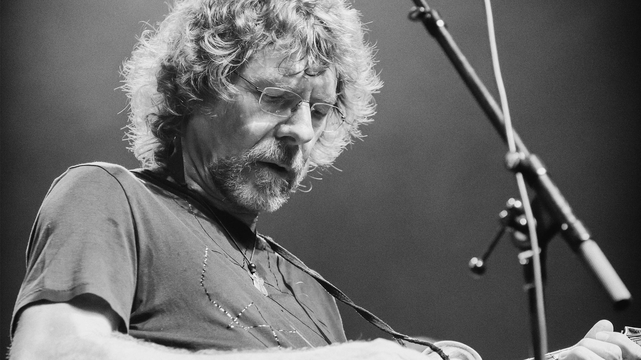 Sam Bush & The Travelin' McCourys at The Walker Theatre