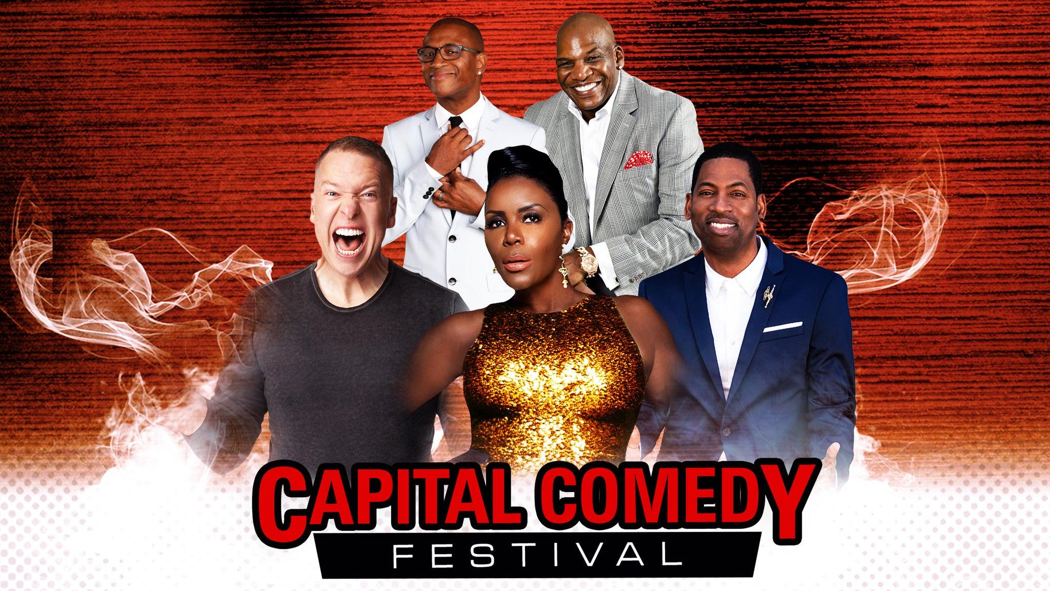 Capital Comedy Festival at DAR Constitution Hall - Washington, DC 20006