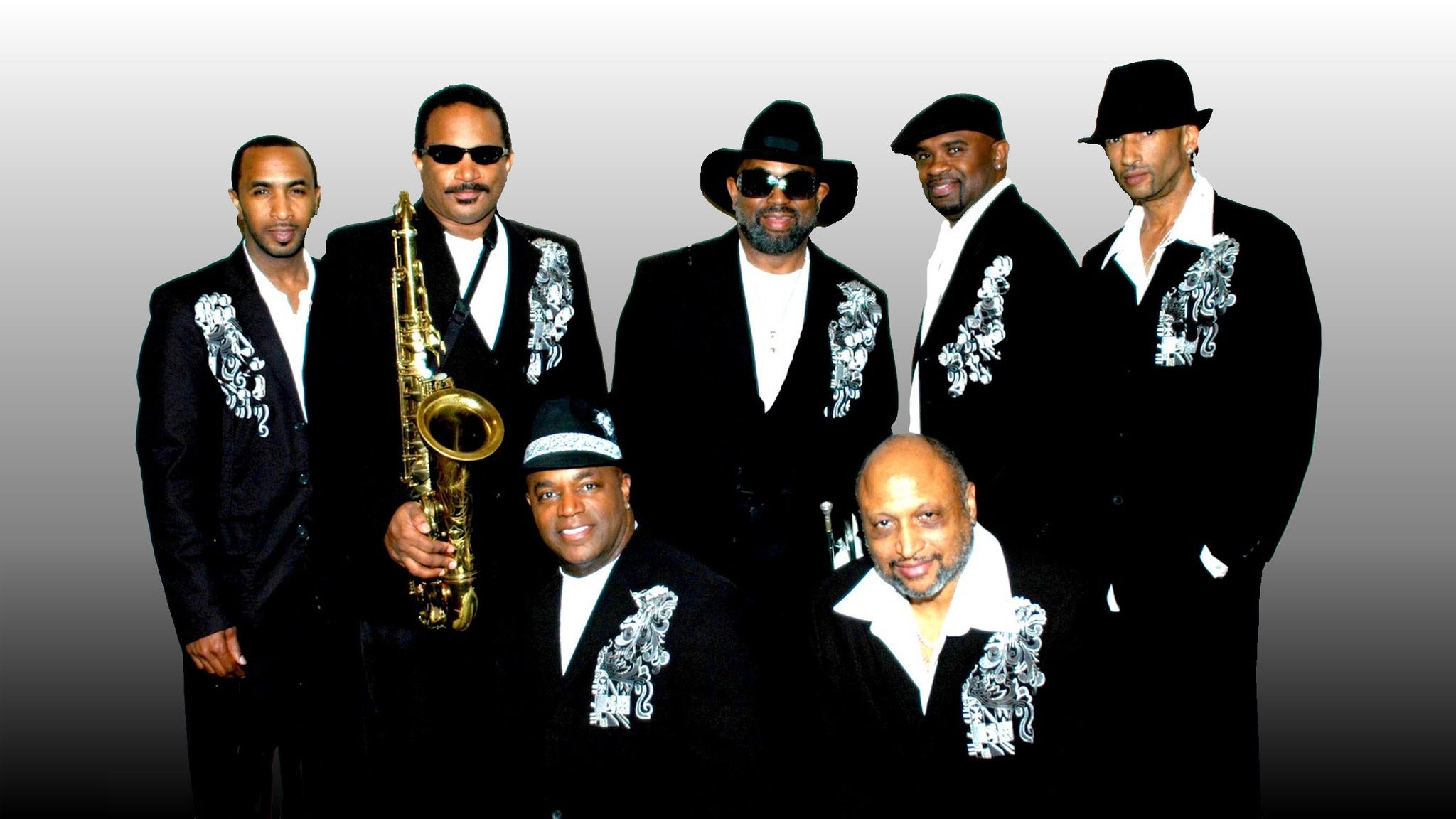 The Funk Legends Of R&B at James L Knight Center