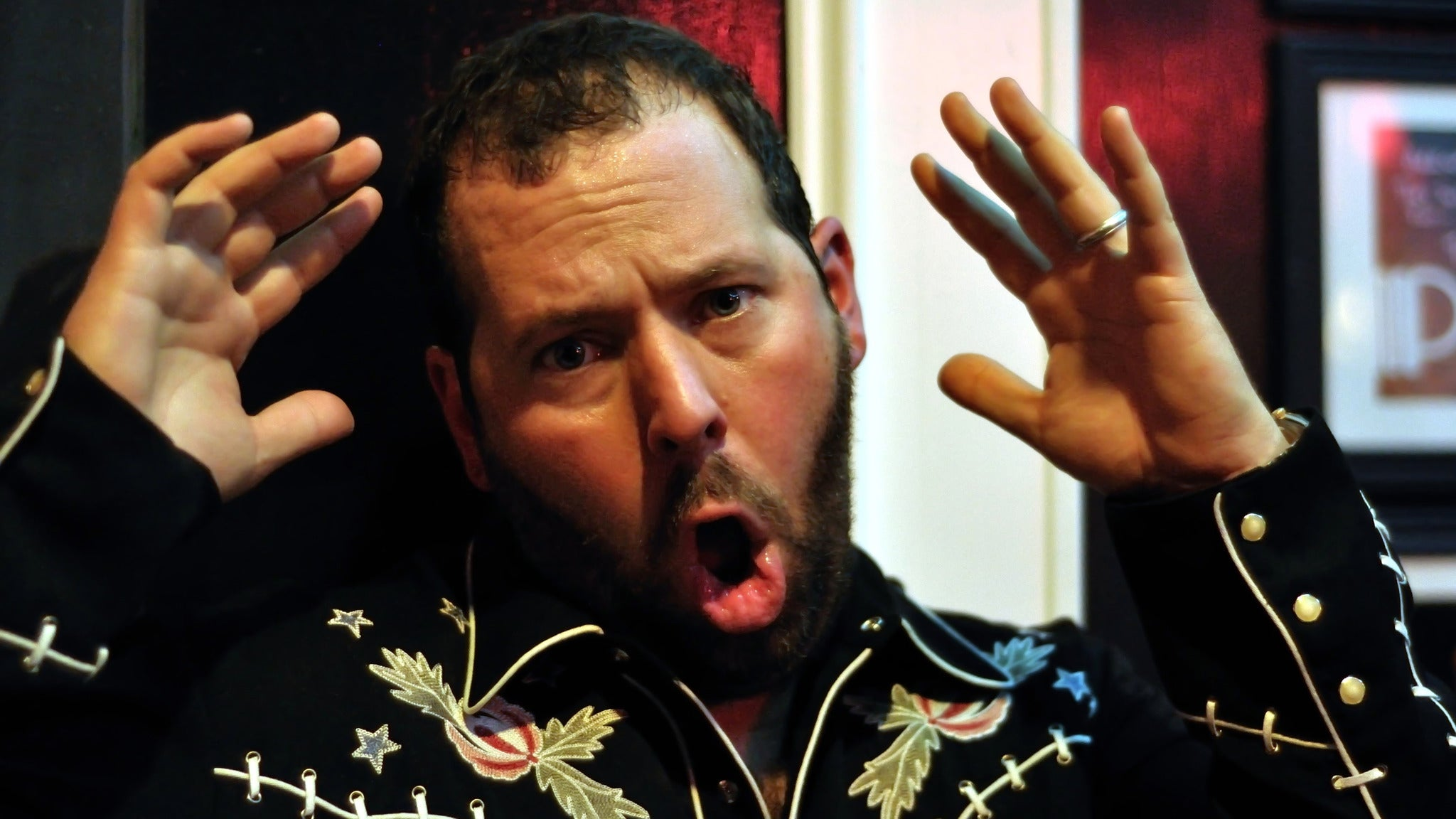 Bert Kreischer at Blue Note Hawaii