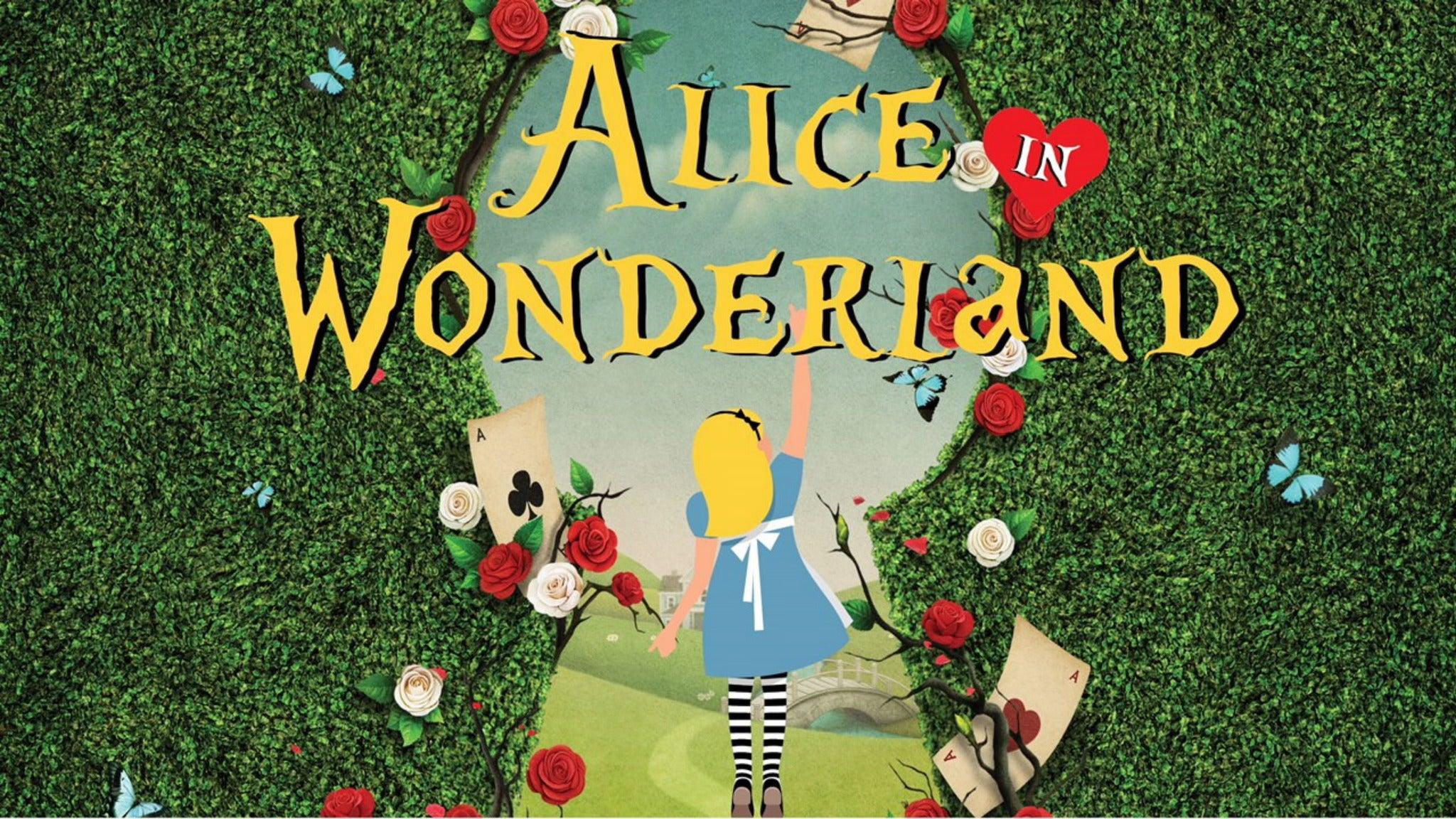 Agoura Hills Dance presents ALICE IN WONDERLAND