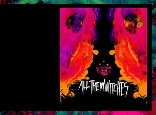 All Them Witches, 2021-10-14, Варшава